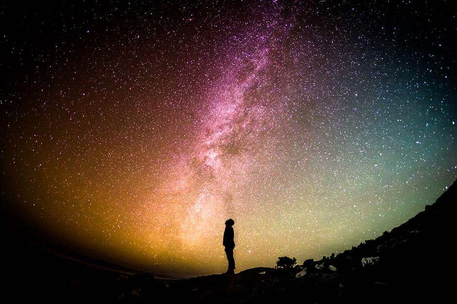 第1天:仰望星空